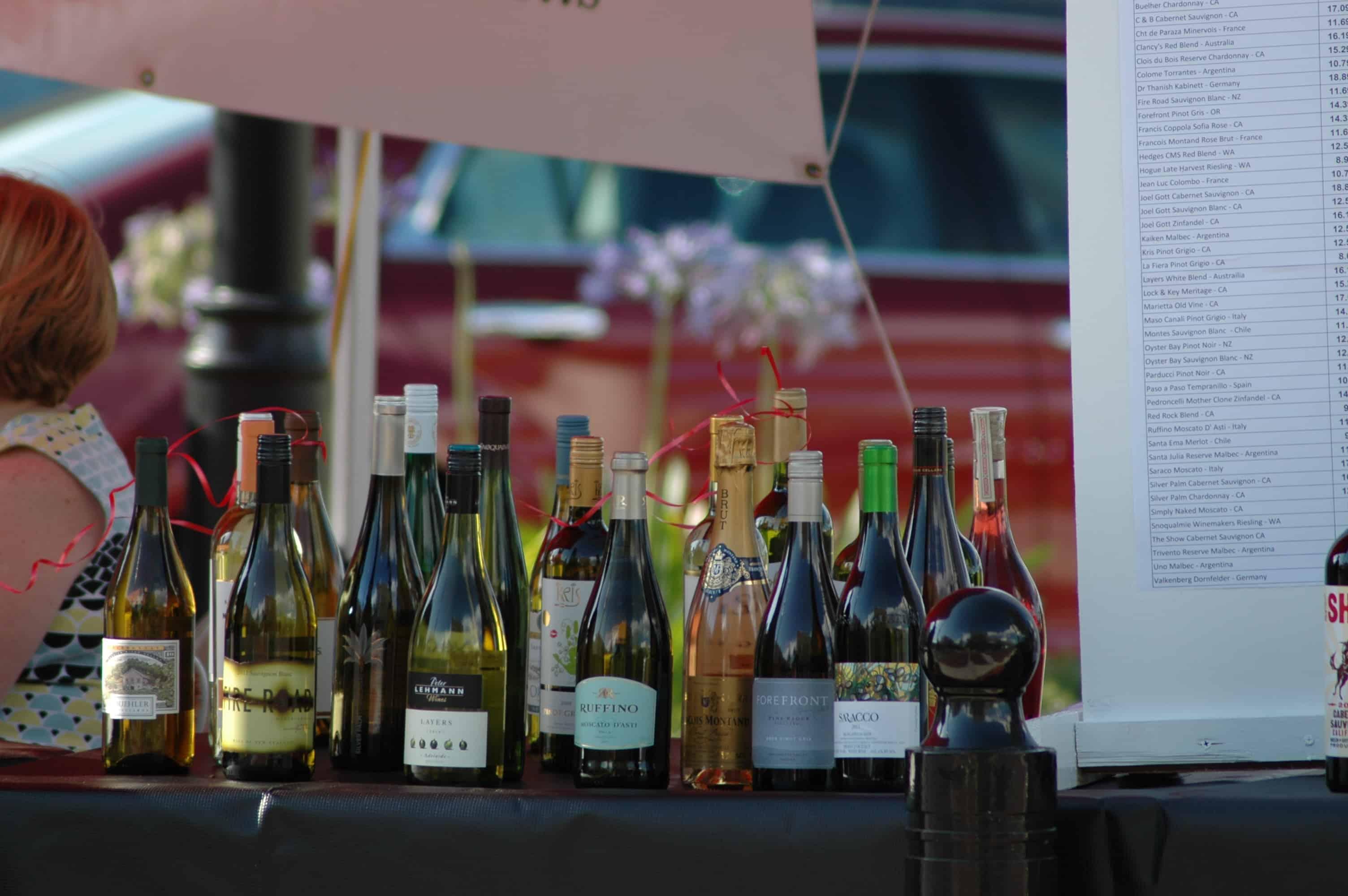 Promotional Idea: a Wine Stroll