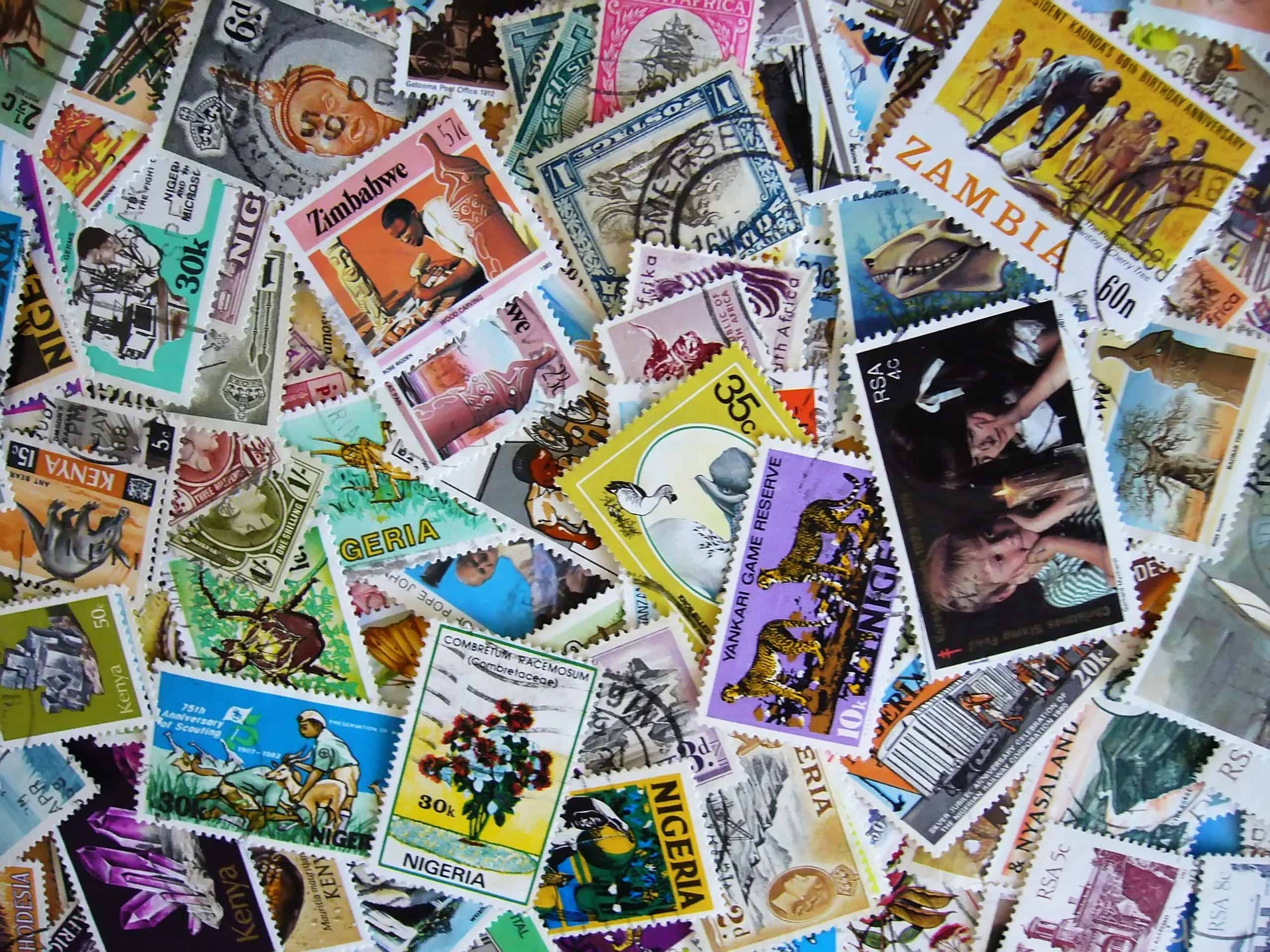 Price of a Postage Stamp